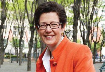 Portrait of Stephanie Cuskley