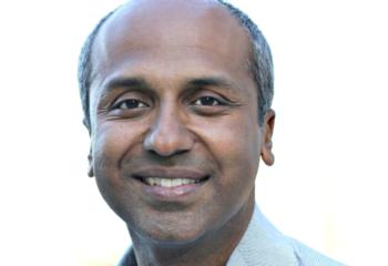 Portrait of Sree Sreenivasan