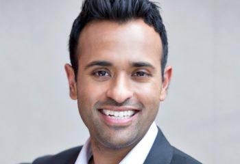 Portrait of Vivek Ramaswamy