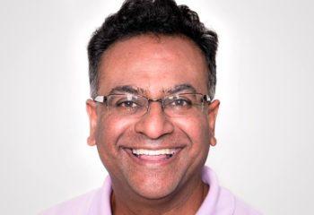 Portrait of Ritesh Patel