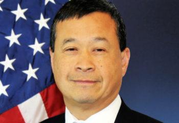 Portrait of Geoffrey Ling