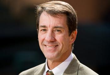 Portrait of Chris Austin, MD
