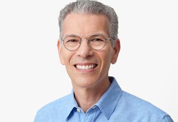 Portrait of David Feinberg, MD