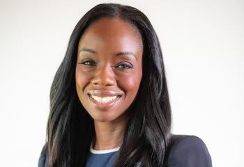 Portrait of Nadine Burke Harris, MD MPH FAAP